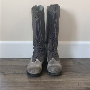 Mix mooz boots